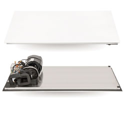 4231686 | Combi plate Metos JH2100 GN3/1 with white Gorilla glass top  |