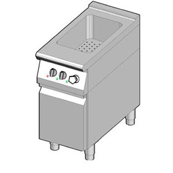 4243252 | Bain-marie with hot cupboard Metos 8EBMUBW/40-T |