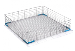4246513 | Stainless steel basket for Metos KP202 and KP202, LP2E |