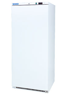 Metos White Econo refrigerator and freezer