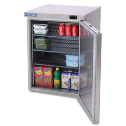 4250060 | Refrigerator in stainless steel Metos Midi BC-161 |