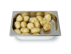 4255020 | GN container Metos GN1/2-65, stainless steel |