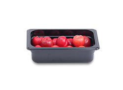4281025 | Plastic container Metos GN1/4-65, black |