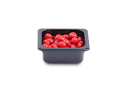 4281032 | Plastic container Metos GN1/6-65, black |