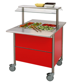 Buffet trolleys