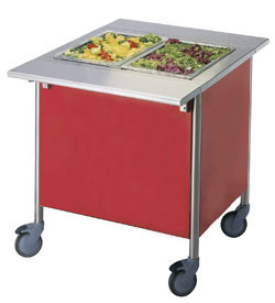4309804 | Cold Serving Trolley Metos Corona CB 800 |
