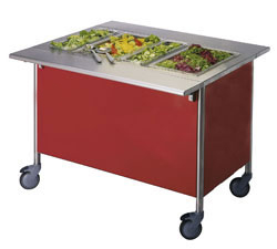 4309812 | Cold Serving Trolley Metos Corona CB 1200 |