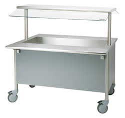 4309830 | Warm Serving Trolley Metos Corona BMUS 1200/750 |