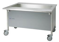 4309832 | Warm Serving Trolley Metos Corona BM 1200/750 |