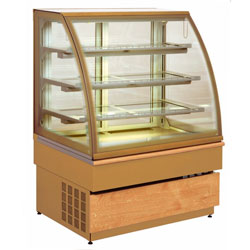 4310210 | Bakery glass display Metos Georgia Gold C 1000 |