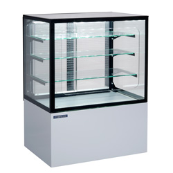 4310426 | Bakery glass display Metos Cube II 1000, self-service |