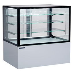 4310428 | Bakery glass display Metos Cube II 1500, self-service |