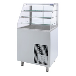 4312702 | Cold Display Metos CD 800-3 LED with three shelves |