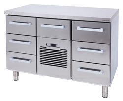 4321002S | Cold drawer Metos Classic NT1200-GN3-MGH-GN3 |