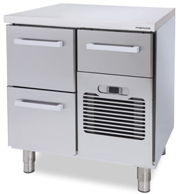 4321011S | Beverage Drawer Metos Classic NT800-BO2-MBO without locks |