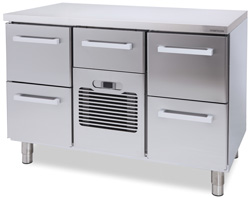 4321013S | Beverage Drawer Classic NT1200-BO2-MBO-BO2 without locks |