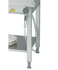 4321628 | Bain marie shower  Metos  Proff2 BM-HF |