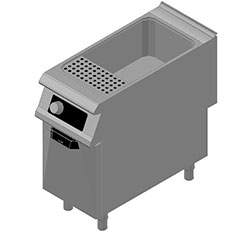 4343150 | Pasta-cooker Metos Diamante Touch DT92/10CPE with one 40 lit |