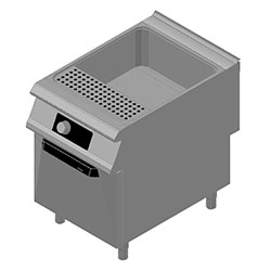 4343152 | Pasta-cooker Metos Diamante Touch DT93/10CPE with one 40 litres basin |