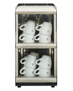 4363254 | Cup warmer Metos OptiMe black |