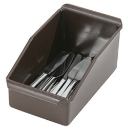 4550148 | Cutlery box Metos 124, brown |