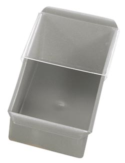 4550153 | Plexiglass cover for Metos 156 cutlery box |