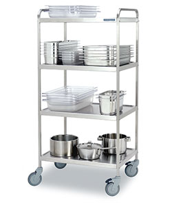 4554064 | Shelf trolley Metos SHT-75