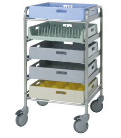4554090 | Basket trolley  Metos  BAT-5 |