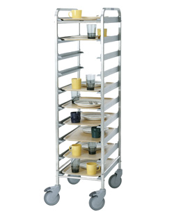 4554118 | Tray trolley  Metos  TRT-10 |