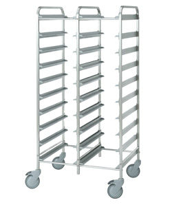4554452 | Tray trolley  Metos  TRT-20 |