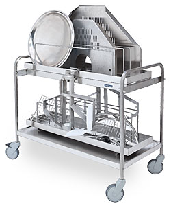 4554564 | Kettle tool trolley Metos KTT |