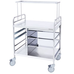 4554628 | Ward serving trolley  Metos  WST Mini |