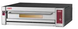 4646962 | Pizza oven Metos Valido 635LB DG with one chamber opening do |