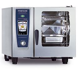 Combi steamer metos rational scc we 61 cap 6x1 1gn 400v 11 - Klein keuken model ...